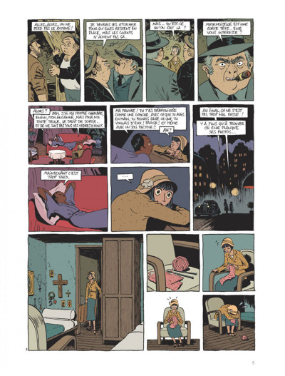Page 3 Miss pas touche tome 3