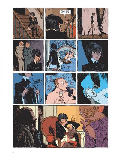 Page 4 Miss pas touche tome 3
