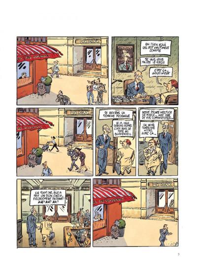 Page 1 Jack palmer tome 14 - enquête au paradis