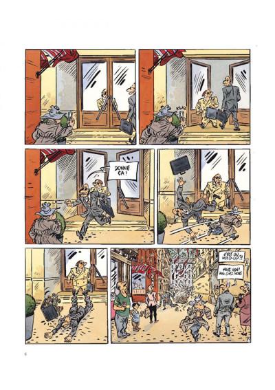 Page 2 Jack palmer tome 14 - enquête au paradis