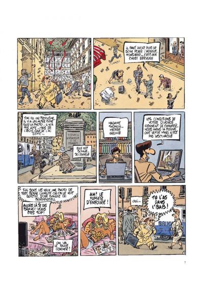 Page 3 Jack palmer tome 14 - enquête au paradis