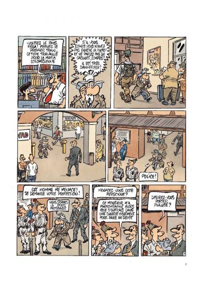 Page 5 Jack palmer tome 14 - enquête au paradis