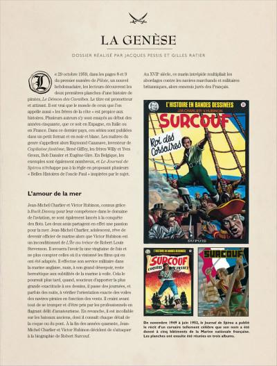 Page 3 Barbe rouge - intégrale tome 1 - le démon des caraïbes (ned)