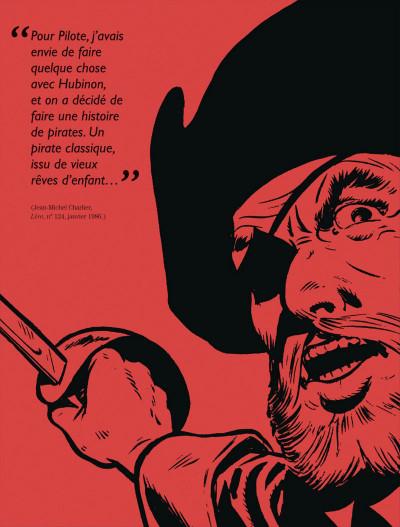 Page 4 Barbe rouge - intégrale tome 1 - le démon des caraïbes (ned)