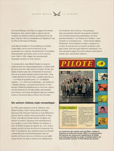 Page 5 Barbe rouge - intégrale tome 1 - le démon des caraïbes (ned)