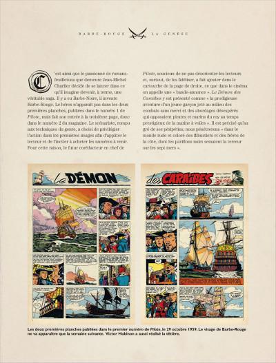 Page 7 Barbe rouge - intégrale tome 1 - le démon des caraïbes (ned)