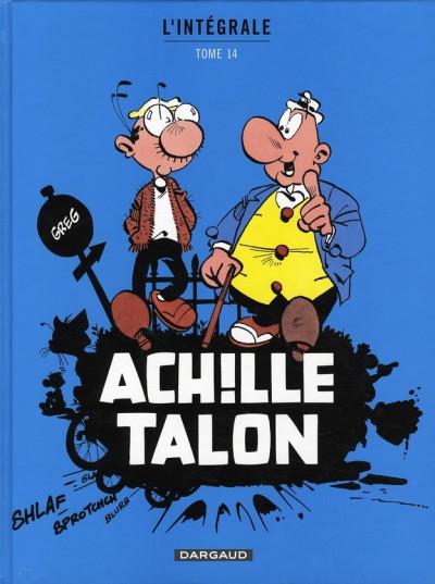 image de Achille talon - intégrale tome 14