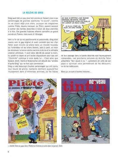 Page 6 Achille talon - intégrale tome 14