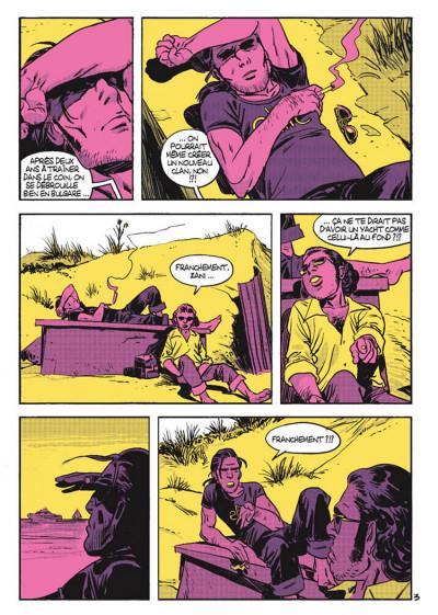 Page 3 Cellule poison tome 3 - La main dans le sac
