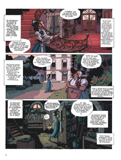 Page 6 la voleuse du père-fauteuil ; intégrale