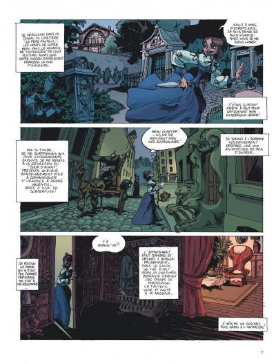 Page 7 la voleuse du père-fauteuil ; intégrale