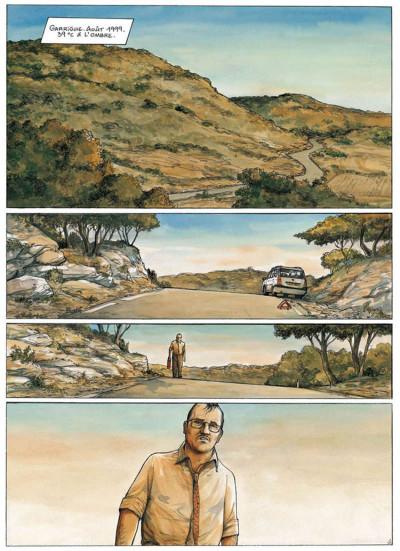 Page 1 Garrigue tome 1 - personne n'est à l'abri d'une mauvaise rencontre…