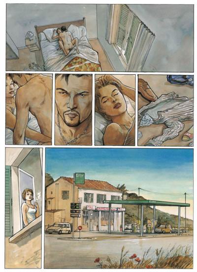 Page 2 Garrigue tome 1 - personne n'est à l'abri d'une mauvaise rencontre…