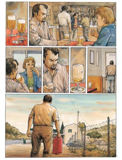 Page 3 Garrigue tome 1 - personne n'est à l'abri d'une mauvaise rencontre…