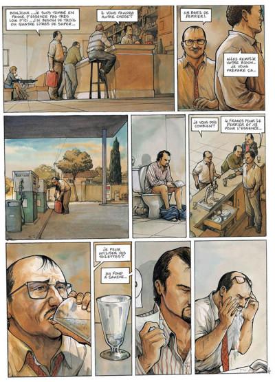 Page 4 Garrigue tome 1 - personne n'est à l'abri d'une mauvaise rencontre…