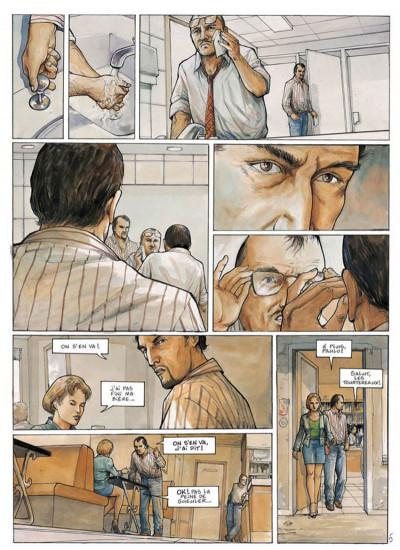 Page 5 Garrigue tome 1 - personne n'est à l'abri d'une mauvaise rencontre…