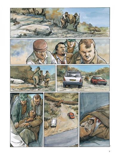 Page 3 garrigue tome 2 - personne n'est à l'abri d'une mauvaise rencontre...