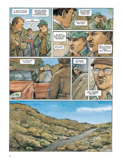 Page 4 garrigue tome 2 - personne n'est à l'abri d'une mauvaise rencontre...