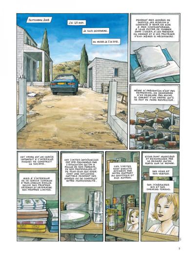 Page 5 garrigue tome 2 - personne n'est à l'abri d'une mauvaise rencontre...