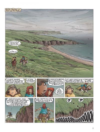 Page 1 Percevan tome 14 - les marches d'Eliandysse