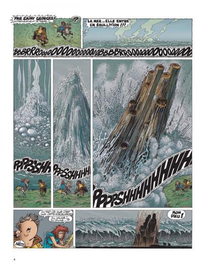 Page 2 Percevan tome 14 - les marches d'Eliandysse