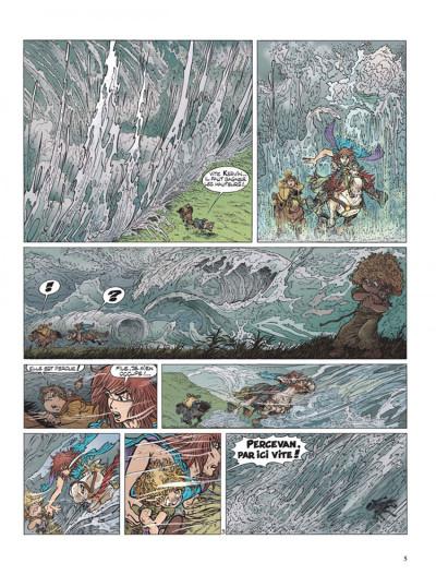 Page 3 Percevan tome 14 - les marches d'Eliandysse
