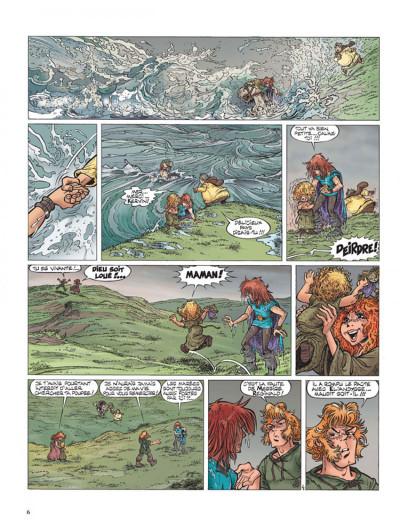 Page 4 Percevan tome 14 - les marches d'Eliandysse