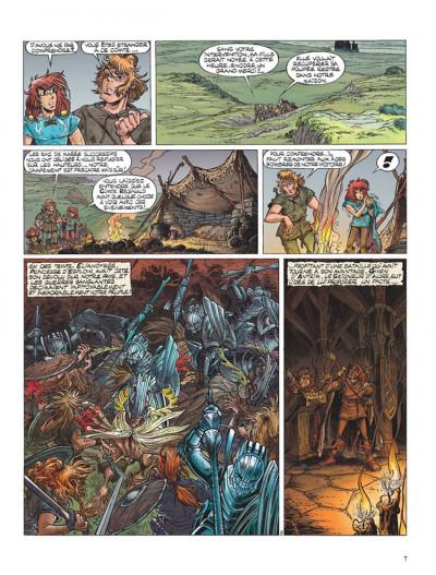 Page 5 Percevan tome 14 - les marches d'Eliandysse