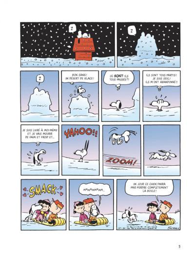Page 3 snoopy tome 40 - c'est ça l'amour