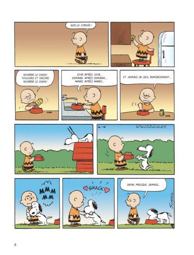 Page 4 snoopy tome 40 - c'est ça l'amour