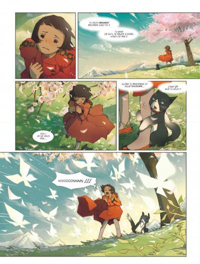 Page 4 Le rêve du papillon tome 1 - lapins sur la lune