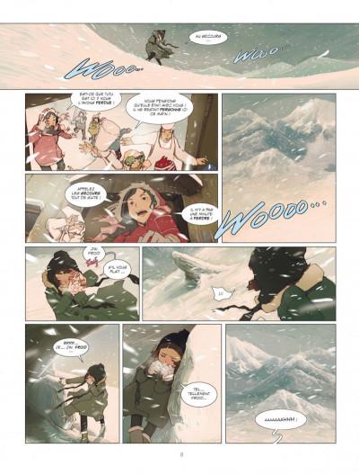 Page 8 Le rêve du papillon tome 1 - lapins sur la lune
