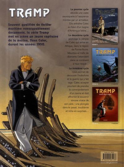 Dos Tramp tome 9 - le trésor du tonkin