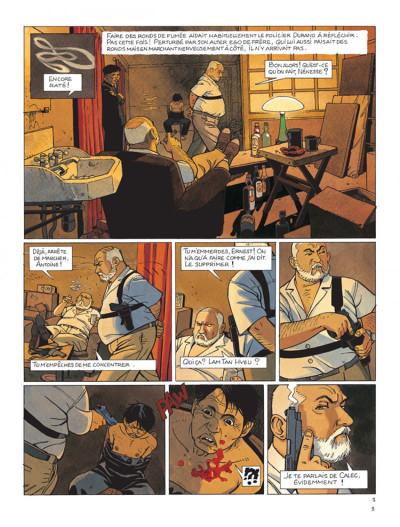 Page 1 Tramp tome 9 - le trésor du tonkin