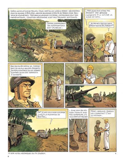 Page 4 Tramp tome 9 - le trésor du tonkin