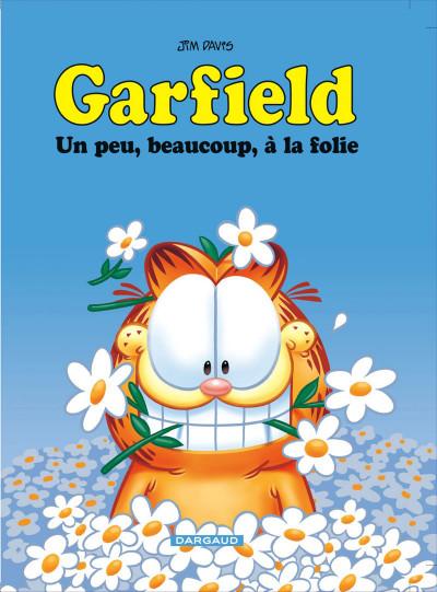 image de Garfield tome 47 - un peu, beaucoup, à la folie