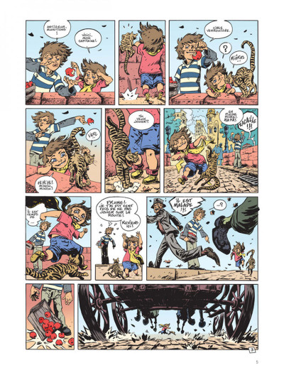Page 3 braise tome 1 - maman vous aime