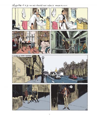 Page 1 Quai d'orsay tome 1 - chroniques diplomatiques