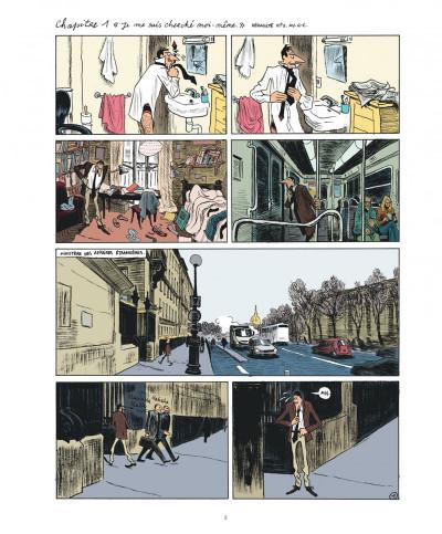 Page 3 Quai d'orsay tome 1 - chroniques diplomatiques