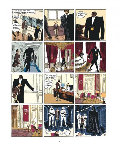 Page 4 Quai d'orsay tome 1 - chroniques diplomatiques