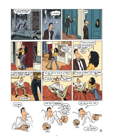 Page 8 Quai d'orsay tome 1 - chroniques diplomatiques