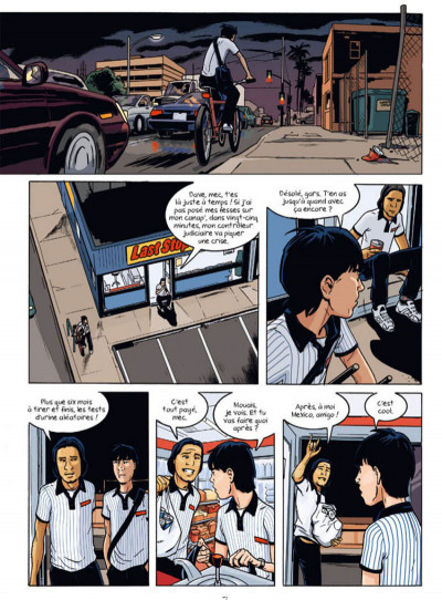 Page 5 Ouvert la nuit
