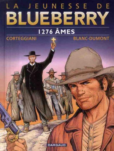 image de La jeunesse de blueberry tome 18 - 1276 âmes