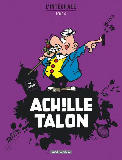 image de Achille talon - intégrale tome 6