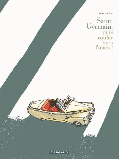 image de St germain, puis rouler vers l'ouest