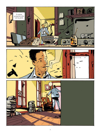 Page 4 St germain, puis rouler vers l'ouest