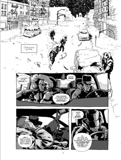 Page 1 sentences ; la vie de m.f grimm