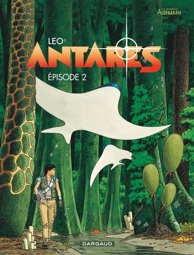 Couverture Antarès tome 2