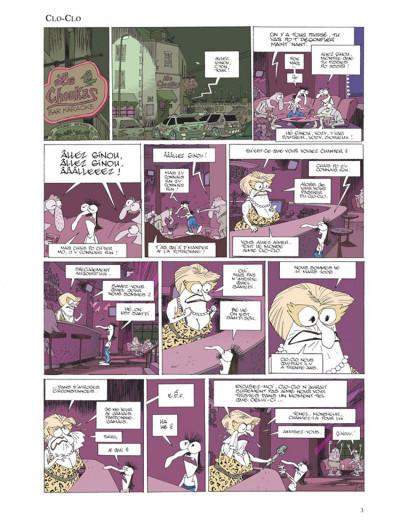 Page 1 Les fables de la poubelle tome 1