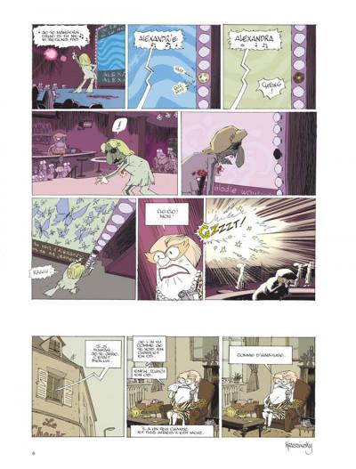 Page 4 Les fables de la poubelle tome 1